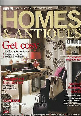 Homes And Antiques November 2007