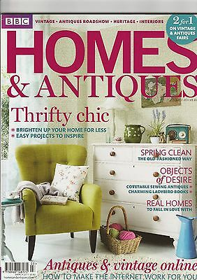 Homes And Antiques March  2011