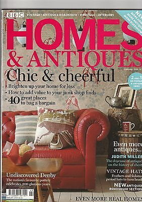 Homes And Antiques February 2009