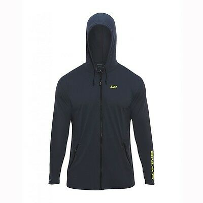 Dakine homme H2O Front Zip Hoodie Lycras Taille L