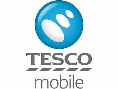 NEW PAYG TESCO 4G MOBILE SIM CARD 3 IN 1 - £10 to £60 - FREE TRIPLE CREDIT !!