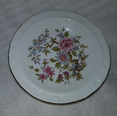 Paragon Bone China Floral pin Jam Dish
