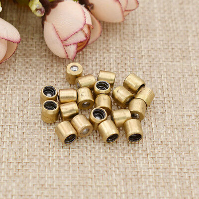 Brass Push Button Oiler for Engine Motor Hit Miss Oil Grease Metal Tool 20 Pcs