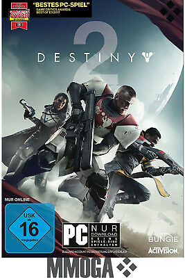 Destiny 2 II Key - Blizzard Battle.net Download Code - PC [Action Shooter] DE/EU