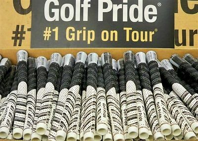 X9 set of GOLF PRIDE New Decade Multi Compound Golf Grips [X9 WHITE] 60R