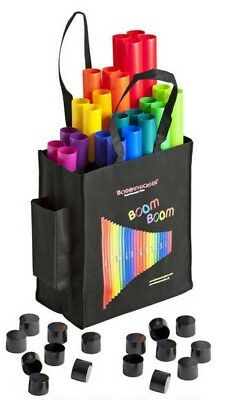 Boomwhackers Basic School Set RETOURE - BW-Set04