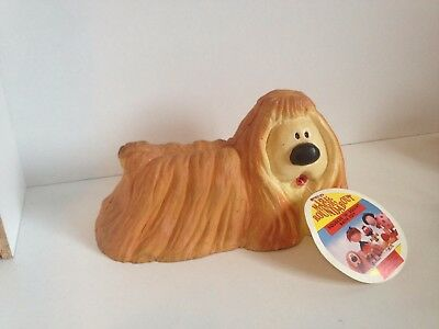 "dougal THE MAGIC ROUNDABOUT squeeze n squirt 1993 RARE bendy VINTAGE 10"" new"
