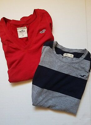 Set of Two Hollister Shirts Size Extra Small
