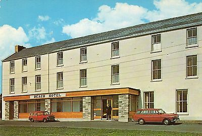 Beach Hotel Mullaghmore Co. Sligo Ireland  Irish Postcard