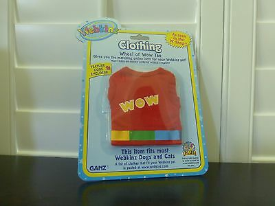 New Webkinz Clothes Lot 8 with codes