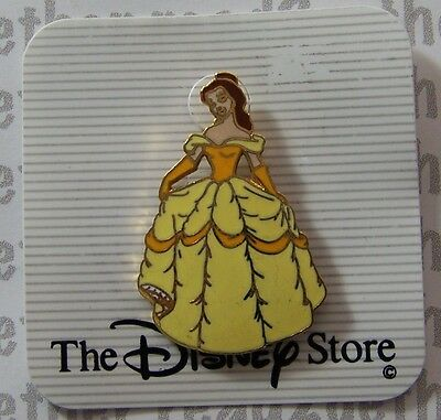 Disney Pin DS Belle Beauty and the Beast