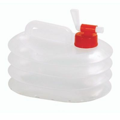 Collapsible Water Carrier 5 Litre Camping Container Water Carrier Bottle Storage