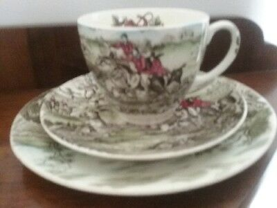 Johnson Bros Fine China 3-piece set