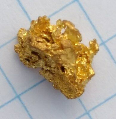 Australian Gold Nugget .91 Grams - #11