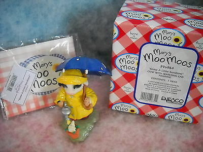 Mary's Moo Moos Grow A Little Sunshine Sty#296864 75Mm069 W/box