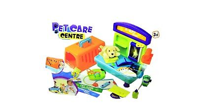 Pet Vet Care Centre Activity Toys Kids Gift Play Set Pets & Animals New