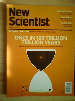 New Scientist 13 February 2016