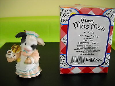 Mary's Moo Moos I Like Cow Tipping Sty#461245 89Mm157 W/box