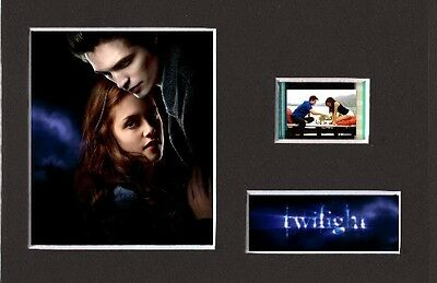 Twilight replica 35mm Mounted Film Cell Display 6 x 4