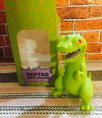 "2016 The Nick Box, Nickelodeon, The Rugrats ""Reptar"" Vinyl Figure, New In Box"