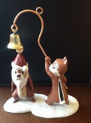 NEW Chip & Dale Pluto's Christmas Tree Little Mischief Makers Ornament NEW