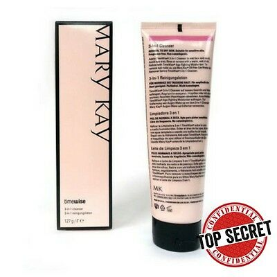 Mary Kay TimeWise 3-In-1 Cleanser Normal to Dry, (Item Location: USA)