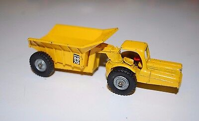 Matchbox Lesney Major Packs M10 Whitlock Dinkum Dumper Truck