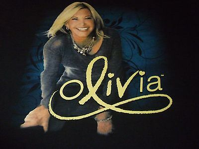 Olivia Tour Shirt ( Used Size L ) Nice Condition!!!