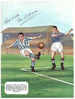 Chelsea - Stan Willemse Signed