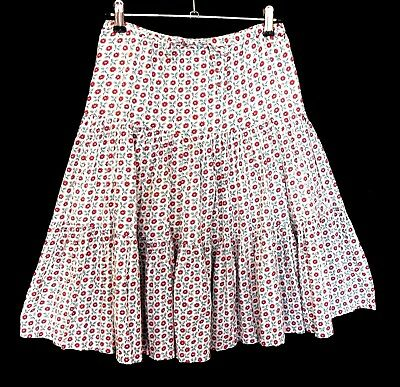 COUNTRY ROAD - summer tiered skirt, sz. 9 y.o $59.00