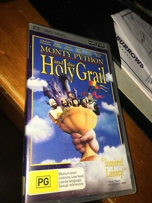 Monty Python And The Holy Grail Umd Psp