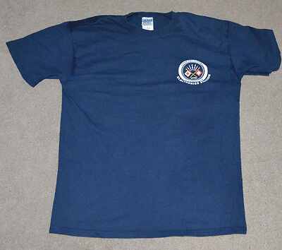 NYPD Communications Division Electronics Section Shirt NYC NY Police Dept Medium
