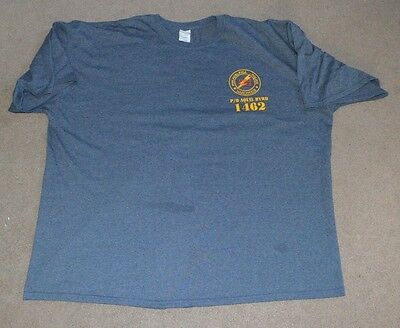 Philadelphia Police Department Narcotics Strike Force Shirt 4XL Jumbo