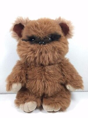 "Vintage 1983 Kenner Wicket the Ewok 15"" Plush Doll"