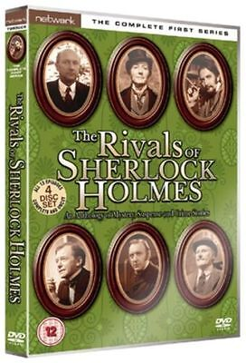THE RIVALS OF SHERLOCK HOLMES the complete first series 1 one. New sealed DVD.