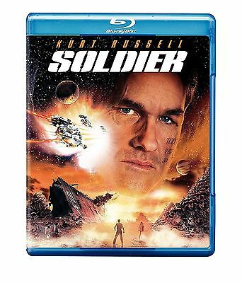 Blu Ray SOLDIER. Kurt Russell. Region free. New sealed.