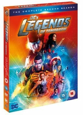 DCs Legends of Tomorrow: The Complete Second Season ***Free FAST US Shipping***