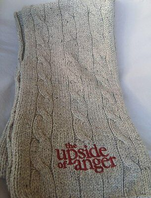 The Upside Of Anger - Movie Film Crew Gift Scarf - With ScreenUsed COA