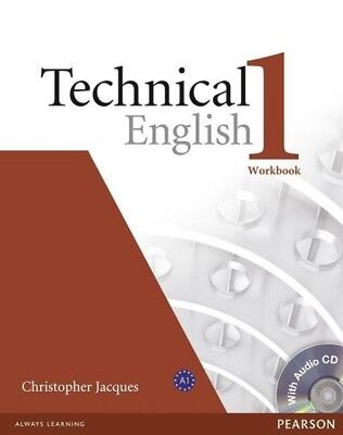 Jacques, Christopher: Technical English Level 1 Workbook without Key/CD Pack