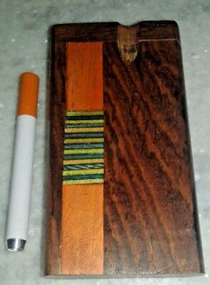 Mesdames handcrafted wooden dugout with bat