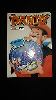 The Dandy Comic Book Annual 2005