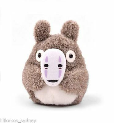 Official Studio Ghibli My Neighbor Totoro with Mask Plush Toy S 12cm