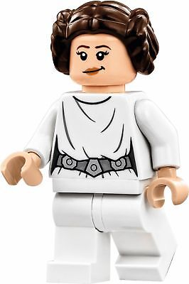 Princess Leia - Custom Collectible Lego Star Wars Movie Minifigure LIMITED