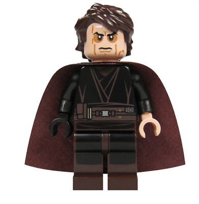 Anakin Skywalker - Custom Collectible Lego Star Wars Movie Minifigure LIMITED