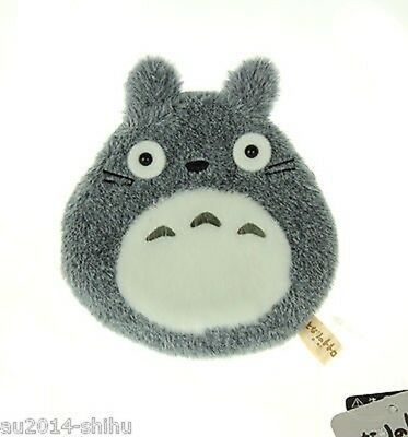 Official Studio Ghibli My Neighbor Totoro Fluffy Coin Purse!