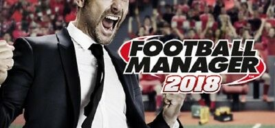 Football Manager 2018 - PC Global Play Not Key/Code - Günstigst