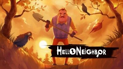 Hello Neighbor - PC Global Play Not Key/Code - Günstigst