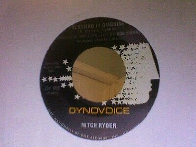 Mitch Ryder-'blessing In Disguise' On Dynovoice 901 .vg++