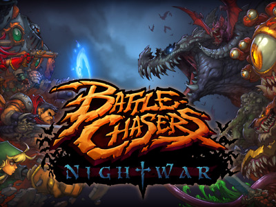 Battle Chasers: Nightwar - PC Global Play Not Key/Code - Günstigst