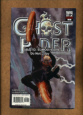 Ghost Rider #1 NM- Ribic Limited Edition Variant Movie